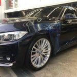 BMW435iデントリペア