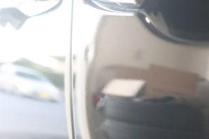 オデッセイ運転席ドアのデントリペア