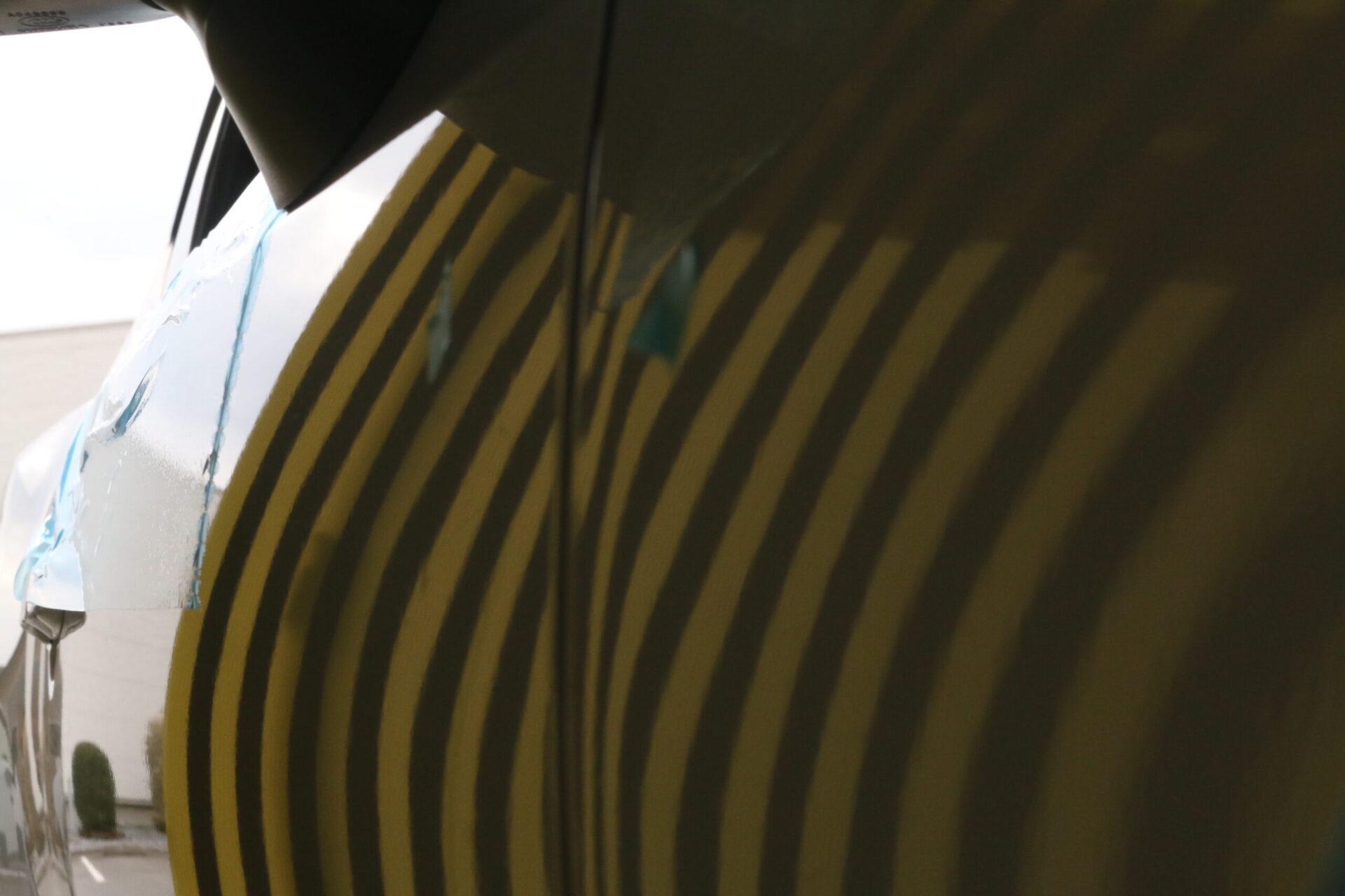 トヨタ86のデントリペア